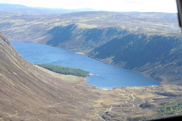 Loch Muick - geograph.org.uk - 566507