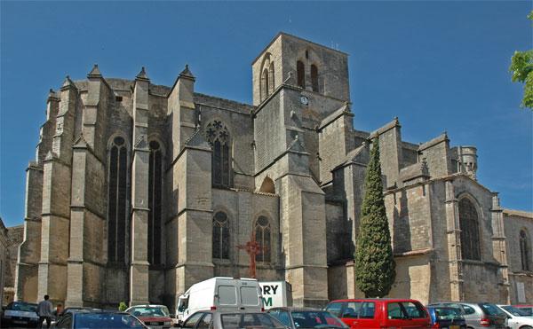 Lodeva Catedral