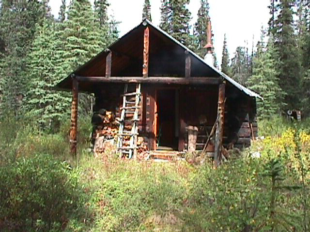 Lower Windy Creek Ranger Cabin No 15 Wikipedia