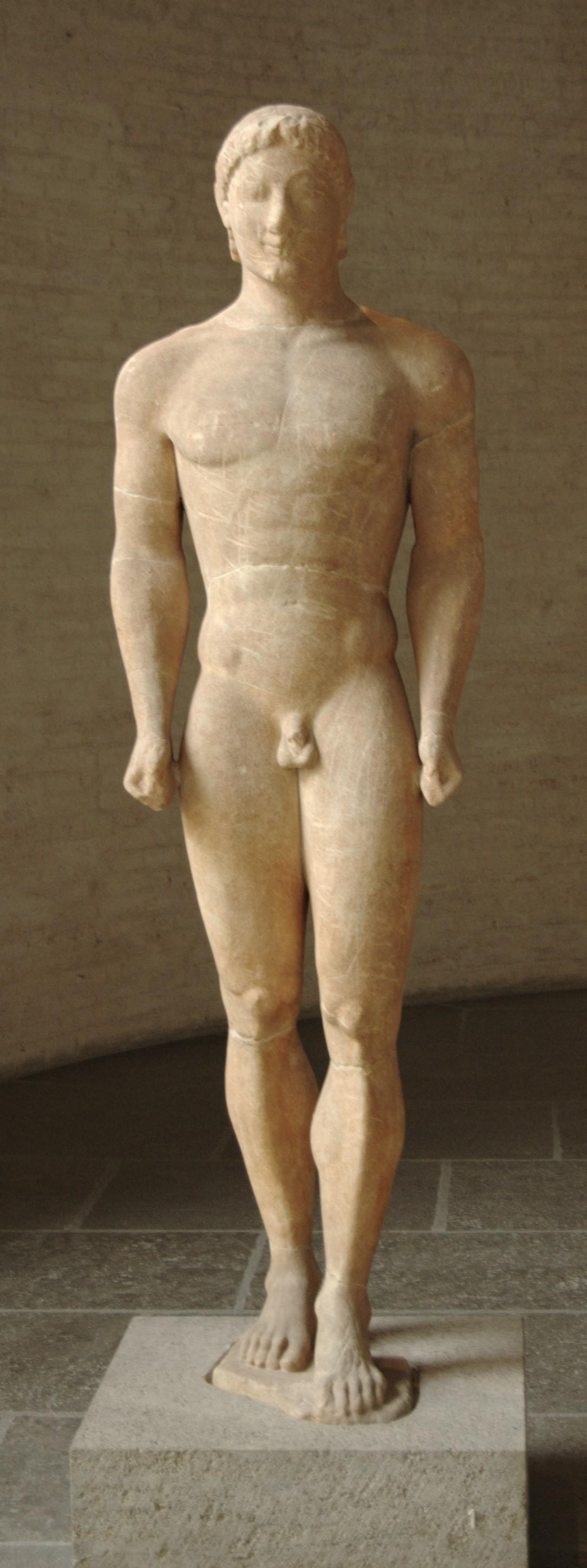 Kouros – Wikipedia
