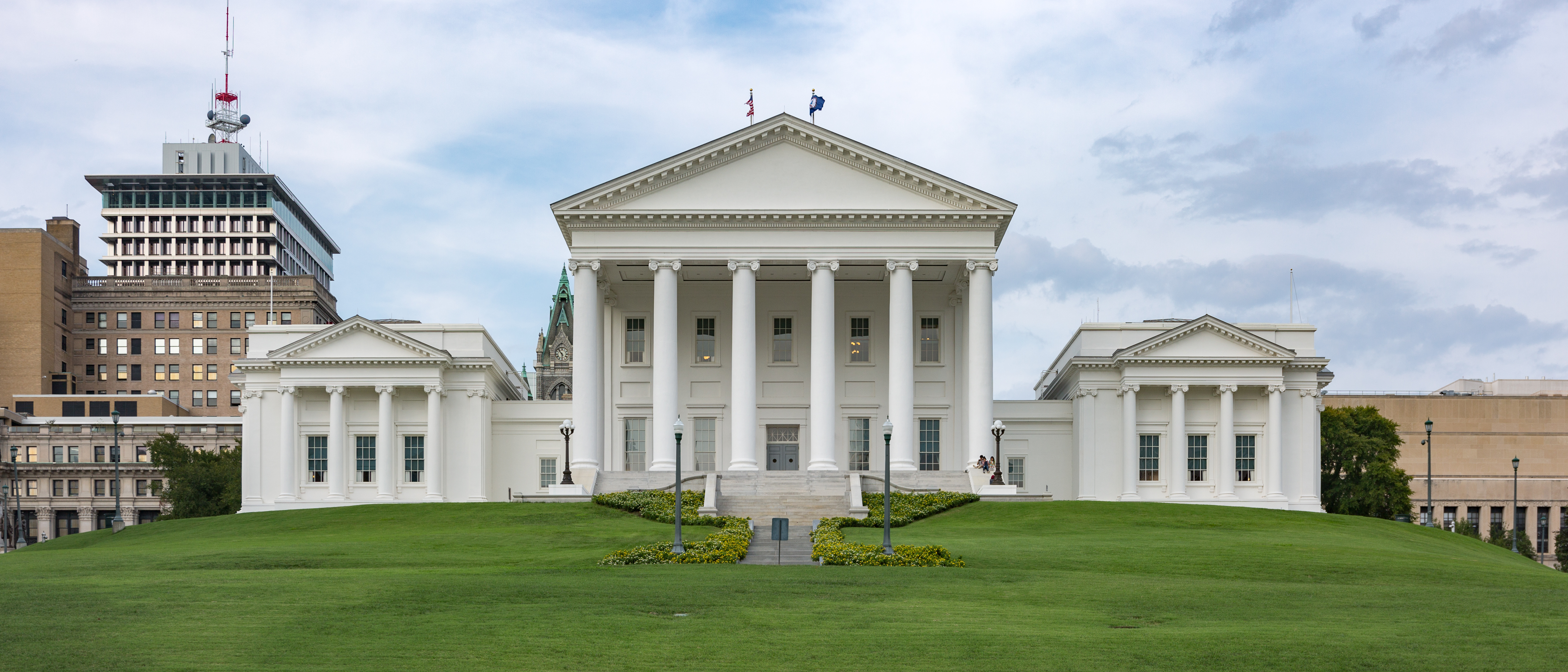Image result for virginia state capitol