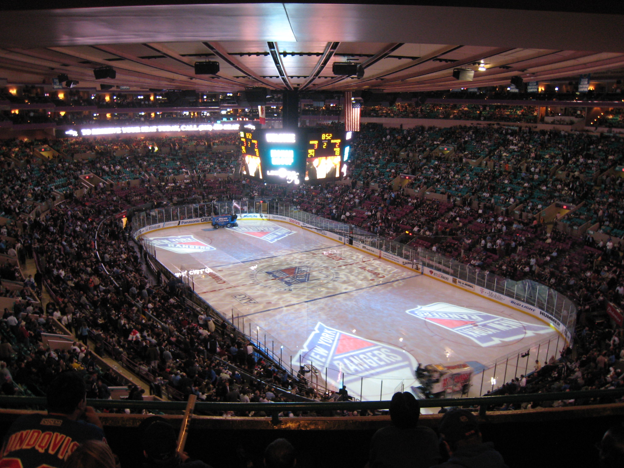 The Home Ice Disadvantage For The New York Rangers Isportsweb