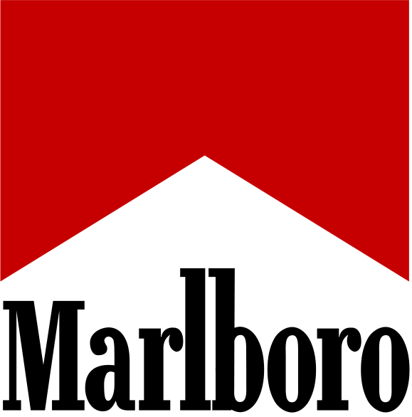 Marlboro (cigarette) - Wikipedia Marlboro Reds Logo
