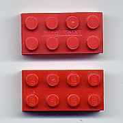 Lego clone childrens construction blocks that are clones of, and compatible with, those from the Lego brand