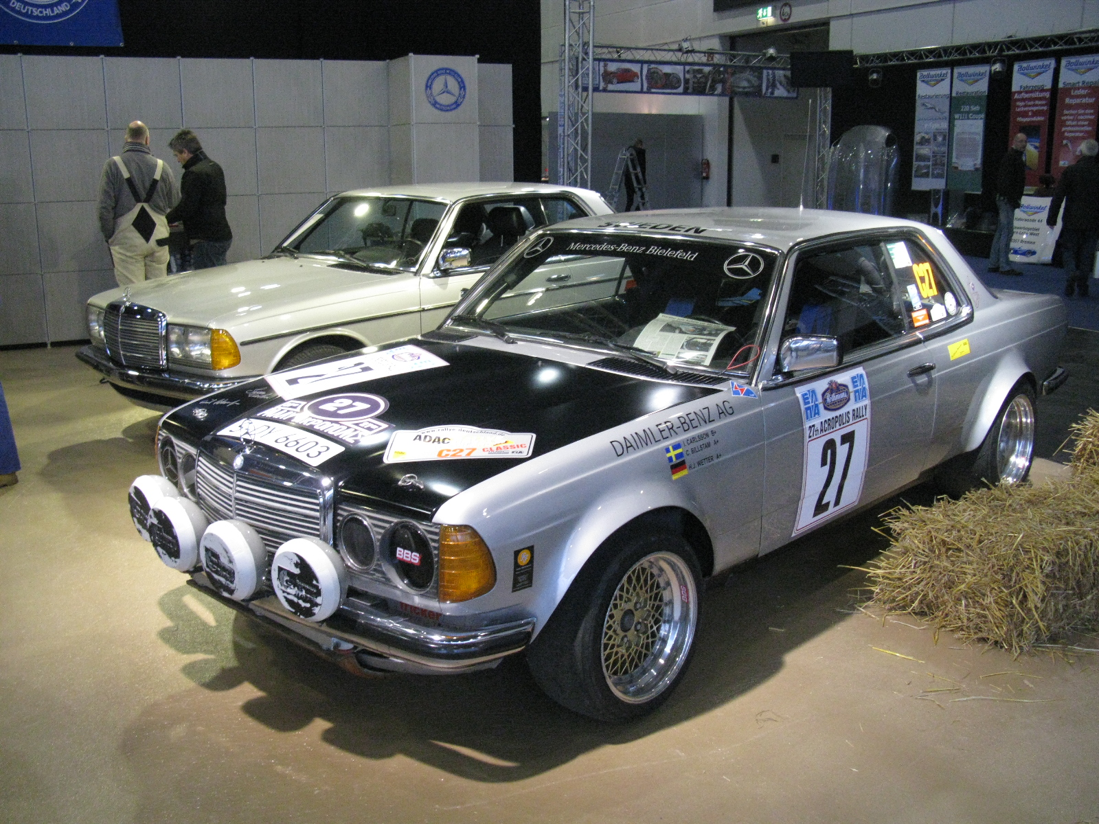 File:Mercedes-Benz 280 CE Rally Ingvar Carlsson (8459589694).jpg ...