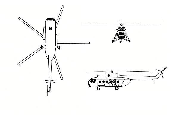 المروحيه العتيده Mil Mi-8 HIP  Mil_Mi-8_HIP