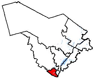 Montcalm (electoral district) Federal electoral district