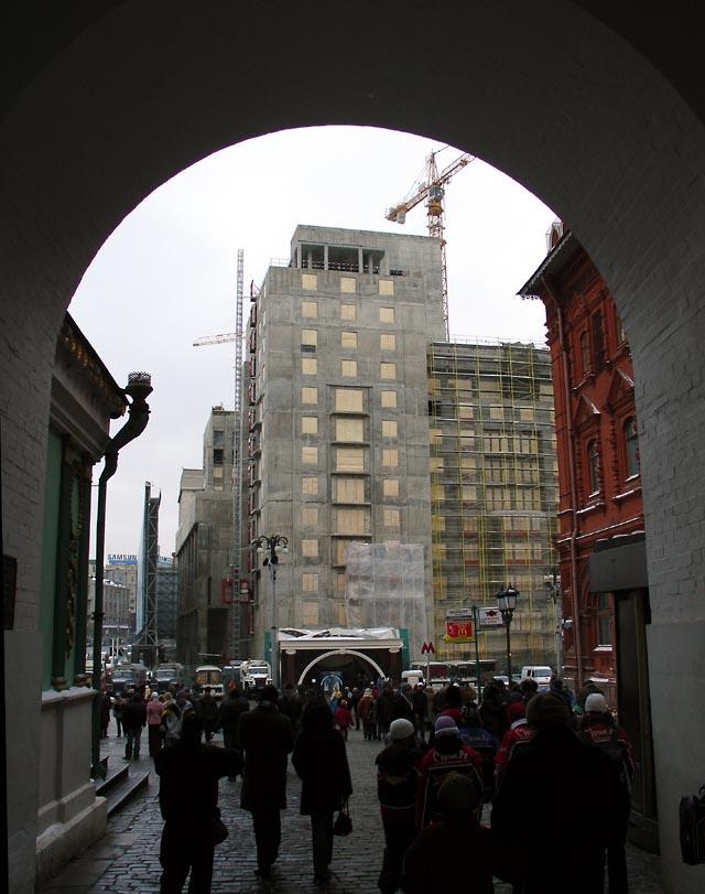 Moscow hotel renovation 2007.jpg