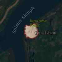 Goat Island (Solano County) Island in California