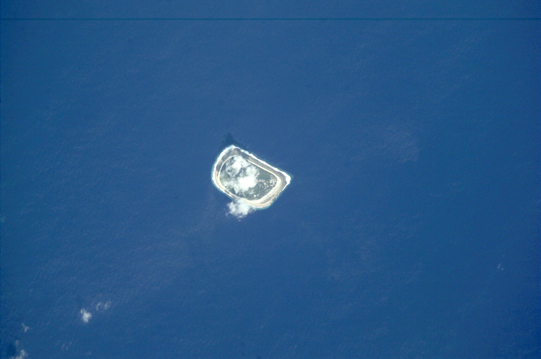 Nassau, Illas Cook