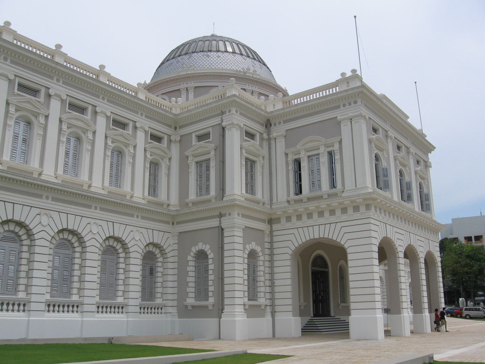 Singapore: First Impressions - Poe Communications on National Museum Of Singapore  id=27374