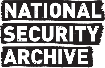 Image result for national security archive logo