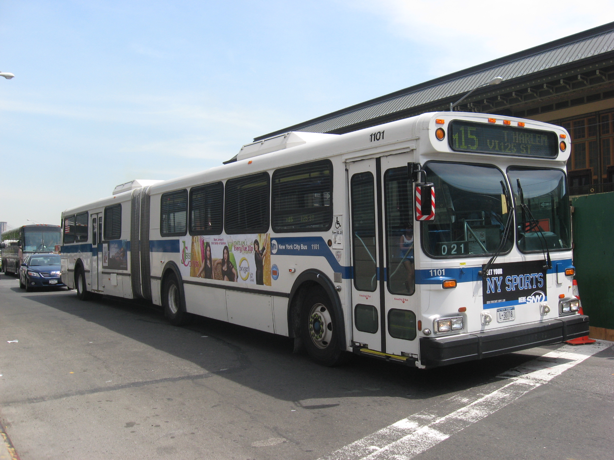 New york city transit strike 2012