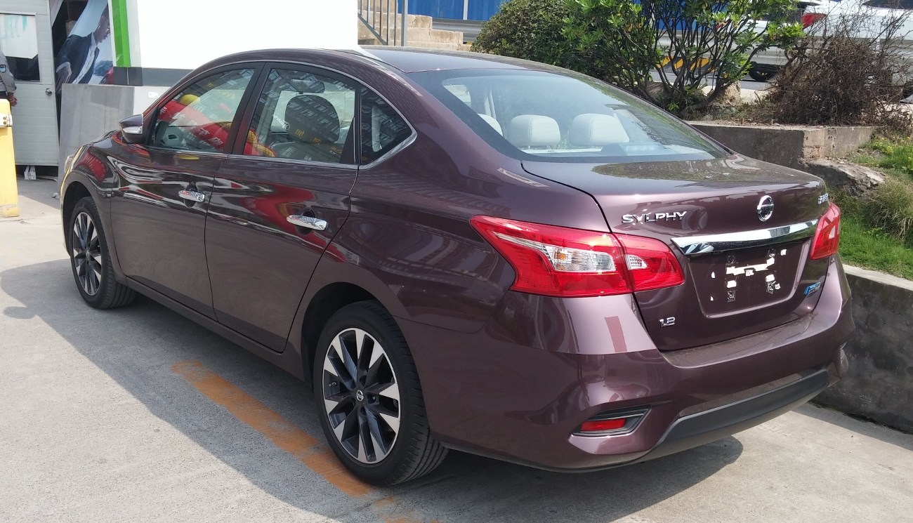 Nissan Sylphy Wikipedia 2012 Versa Fuse Box Facelift China