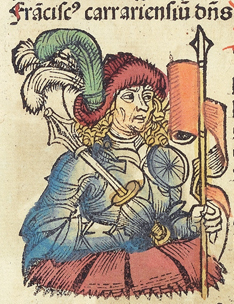 File:Nuremberg Chronicle f 234v 3 Franciscus carrariensium.jpg