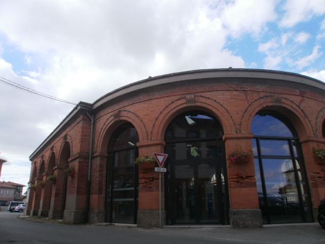 Halle de Rieumes