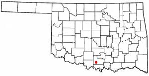 Wilson, Oklahoma Town in Oklahoma, United States