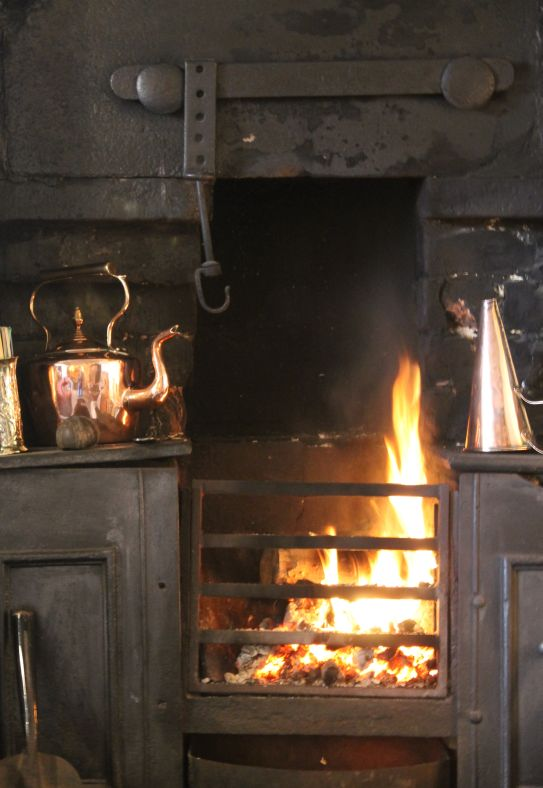 File Old Kitchen Fire At Shandy Hall Jpg Wikipedia