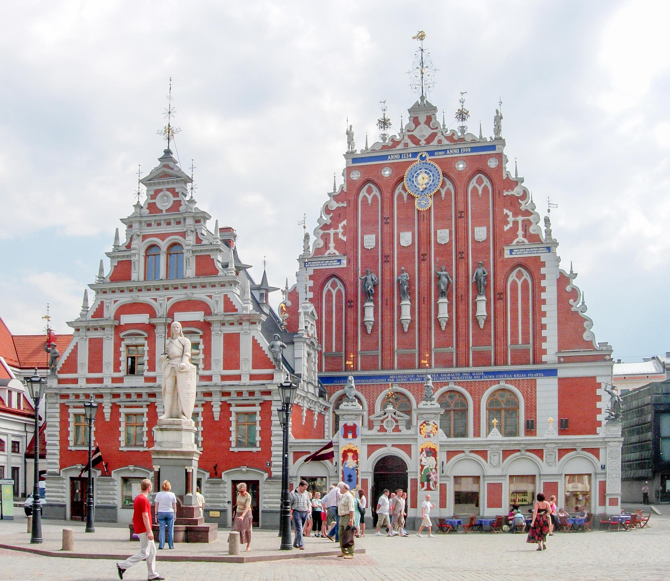 Riga, Latvia - Holiday Destinations - Leeds Bradford Airport