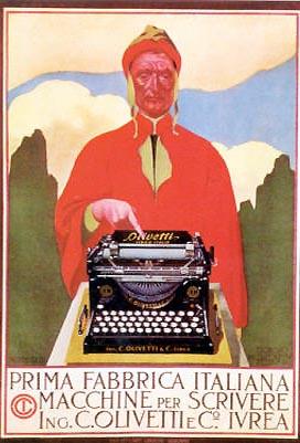Olivetti M1 Poster