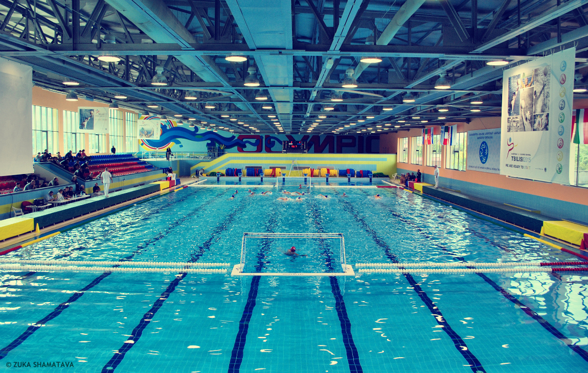 quarter 2 gym blog - Olympic Swimming Pool 2013