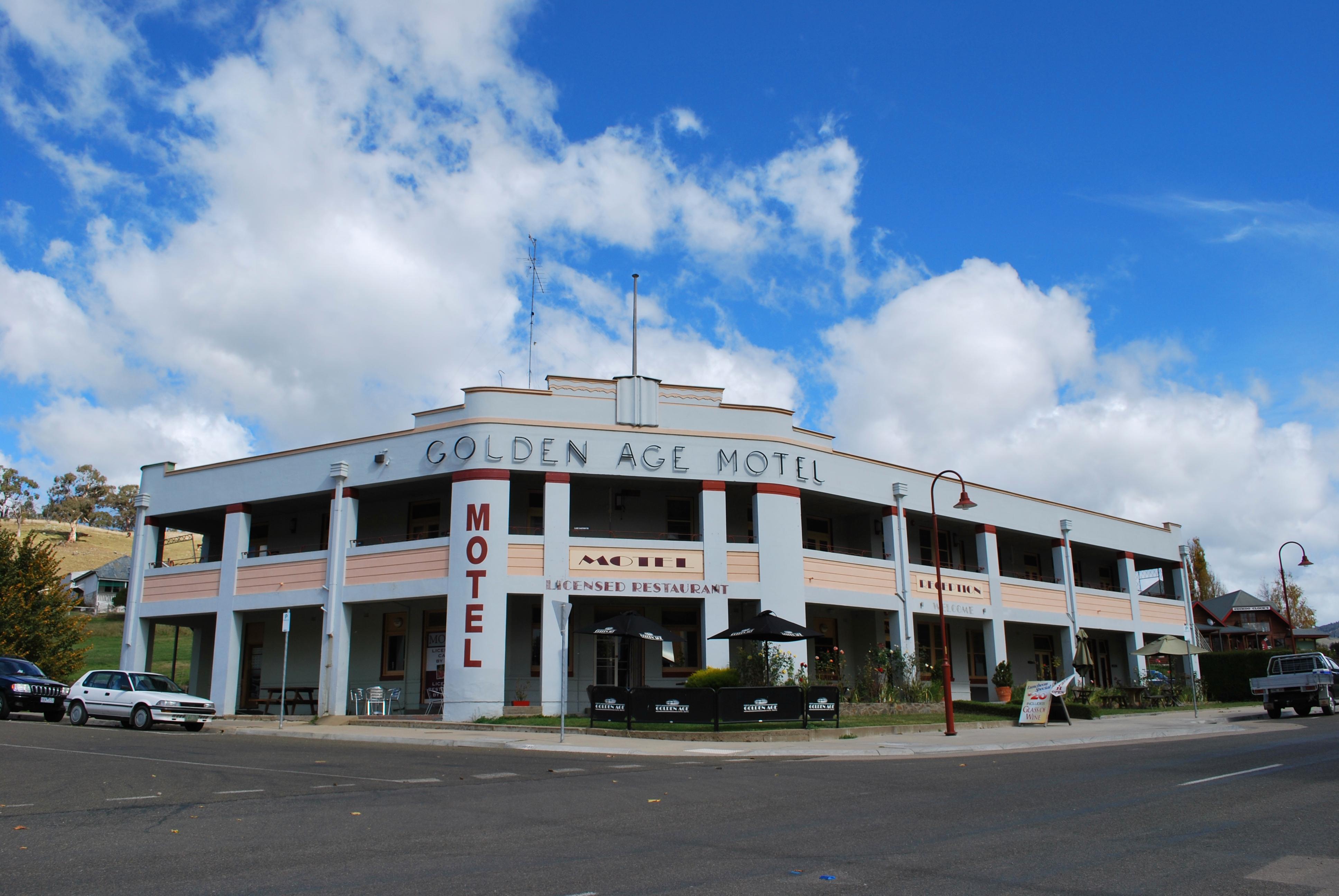 Omeo Hotel Motel