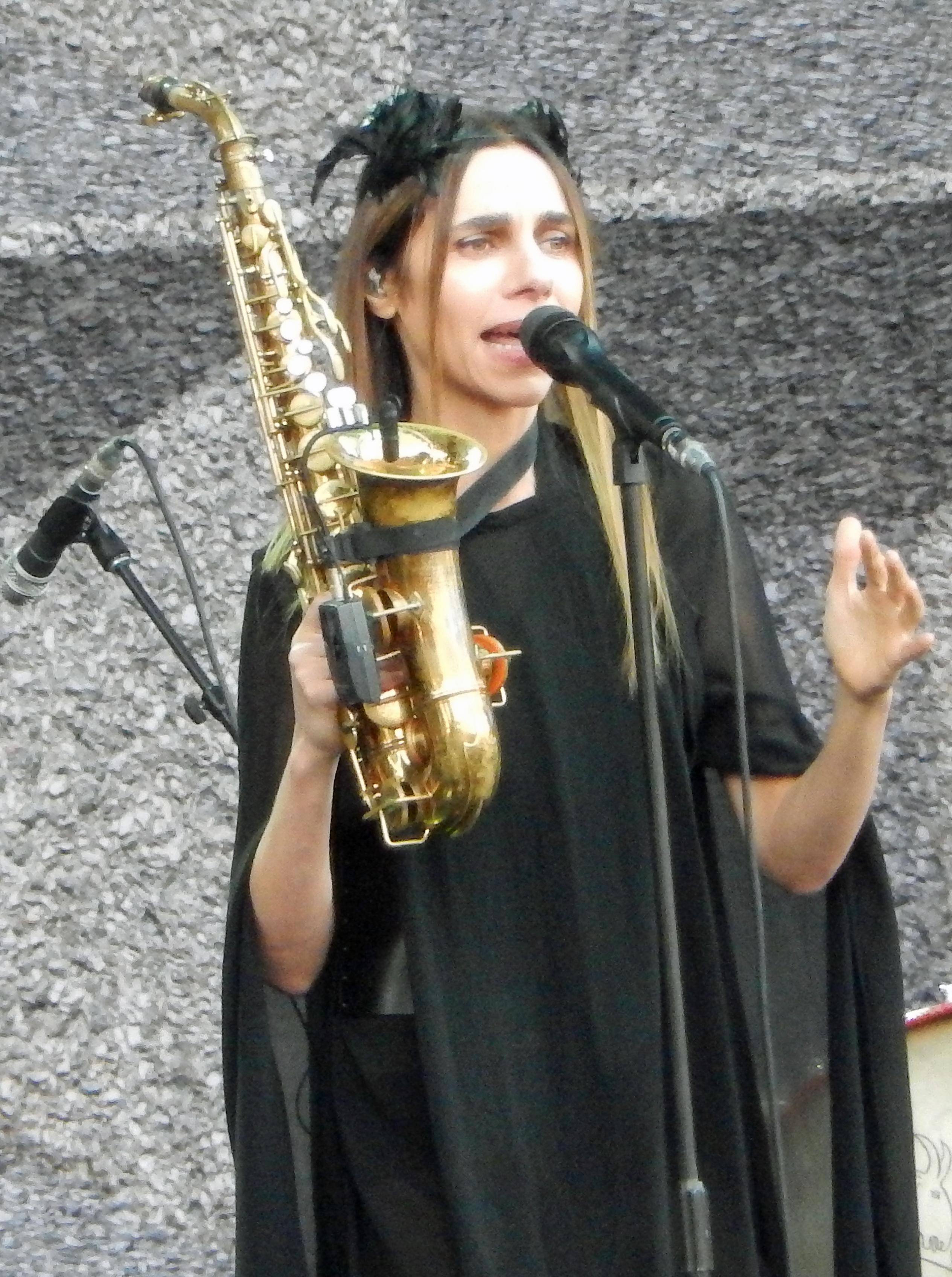 PJ Harvey - Wikipedia
