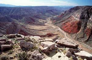 view of Grand Canyon-Parashant National Monume...