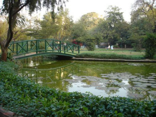 Parimal Garden in Ellis bridge area of Ahmedabad