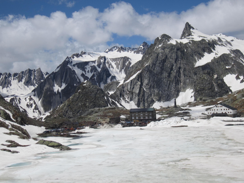 File Passo Del Gran San Bernardo Fronte Italia Jpg
