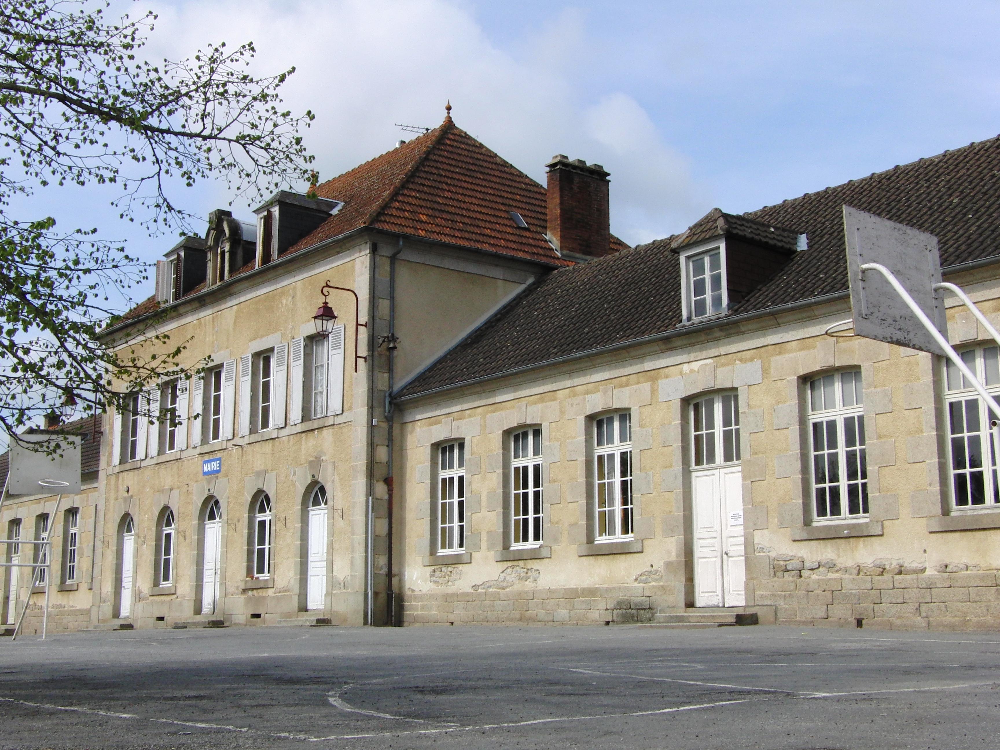 Peyrat-la-Nonière