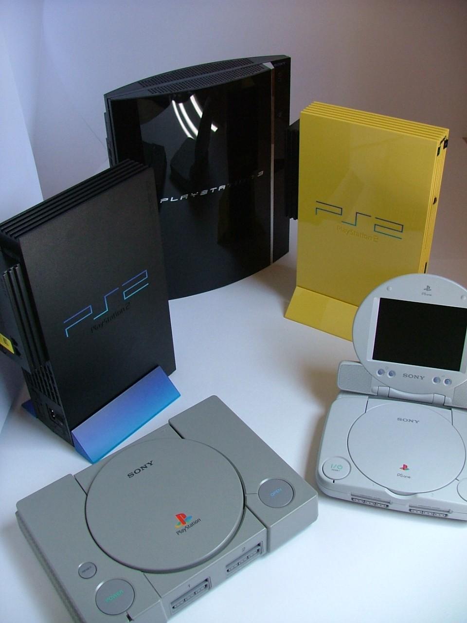 PlayStation (konsol) - Wikipedia bahasa Indonesia