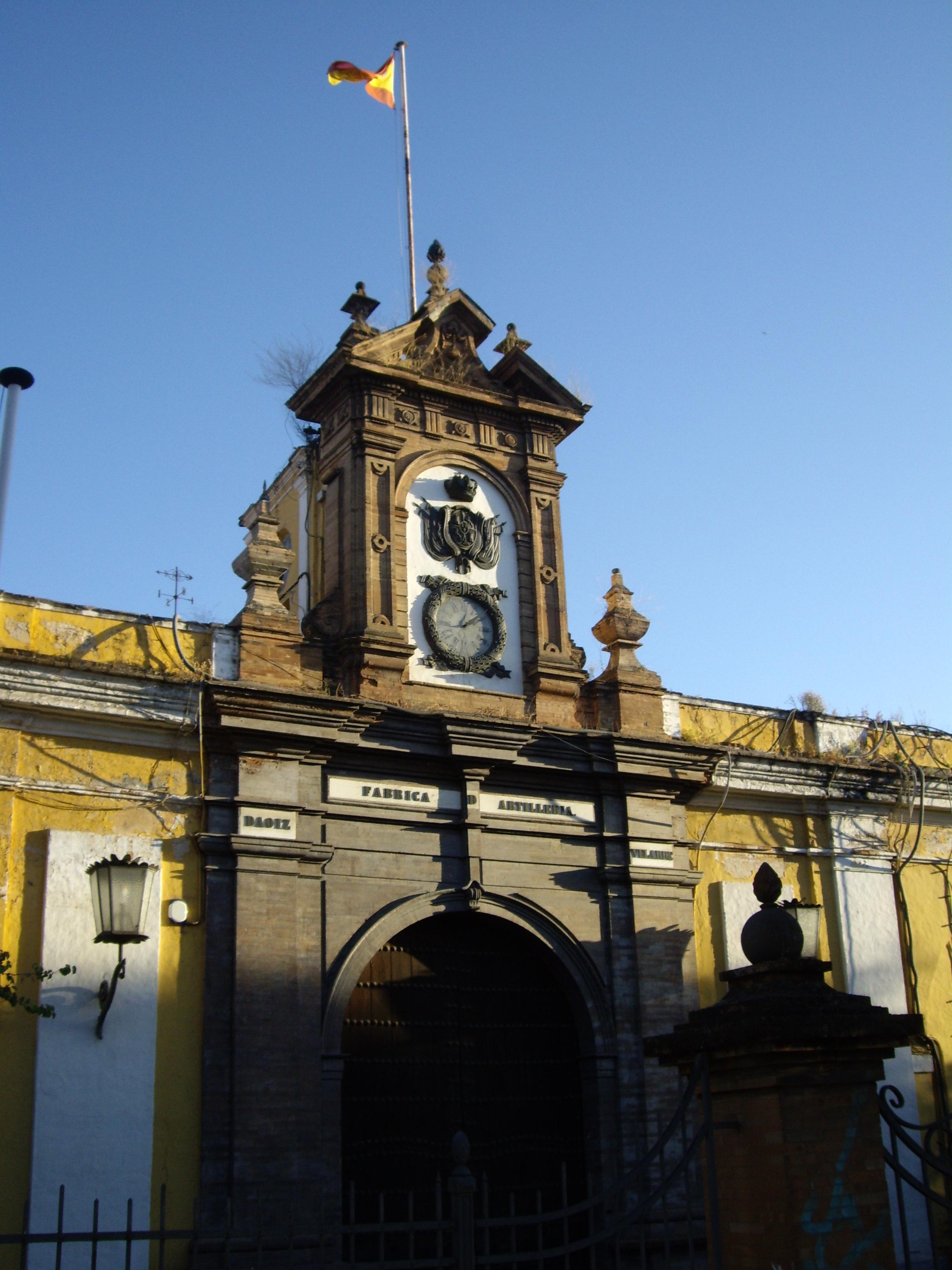 Fábrica de Artillería Sevilla