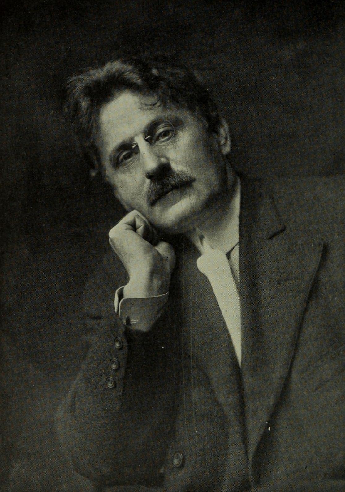 John Luther Long.