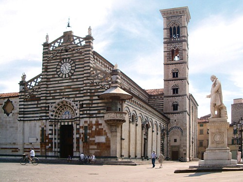 The Prato Duomo/Cathedral