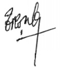 President Nguyen Phu Trong signature.png