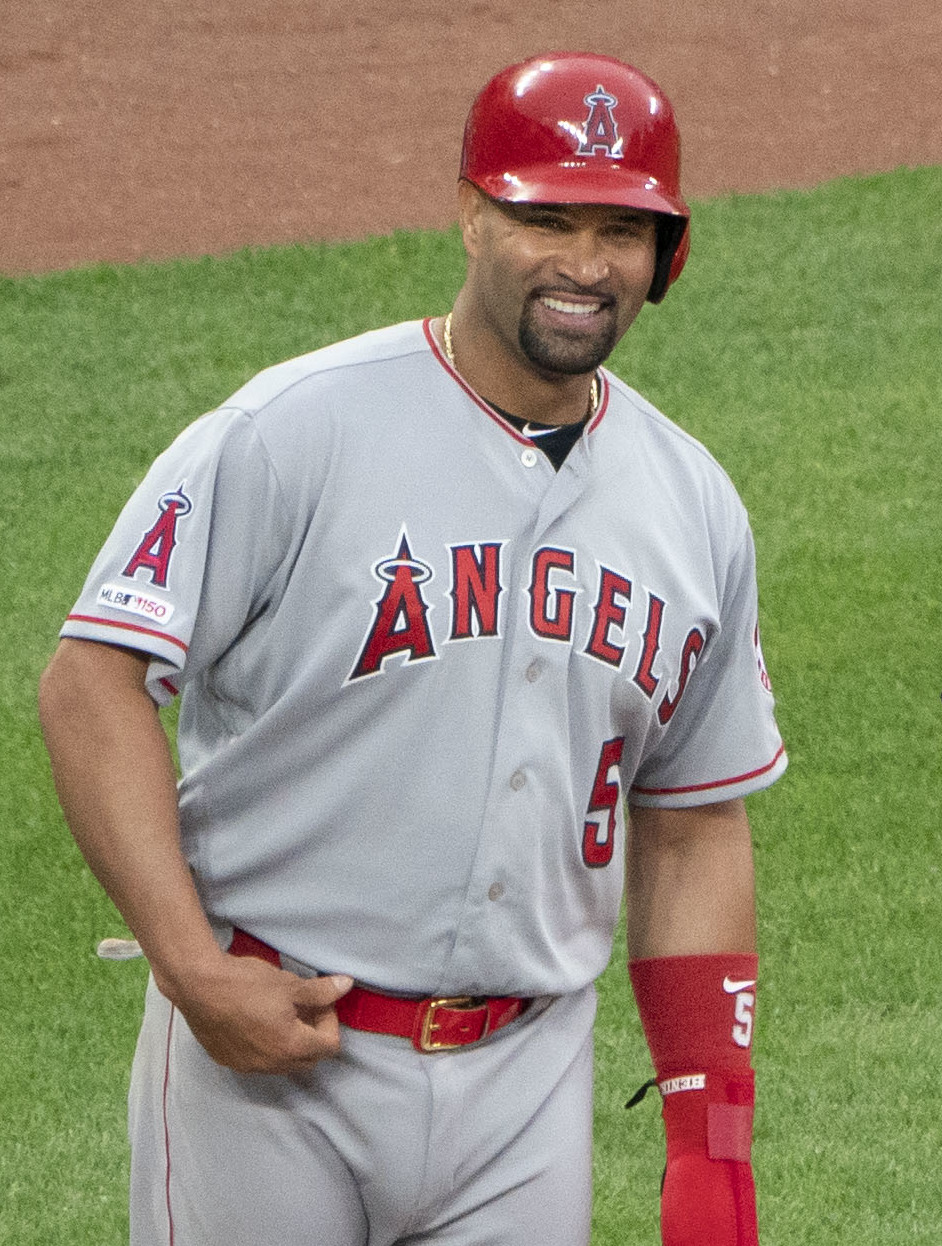 pujols albert baseball batted run hunk player bulge male wikipedia players ilagan alan cropped topnudemalecelebs