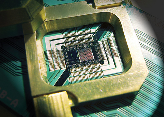 Resultado de imagen de computadora cuantica