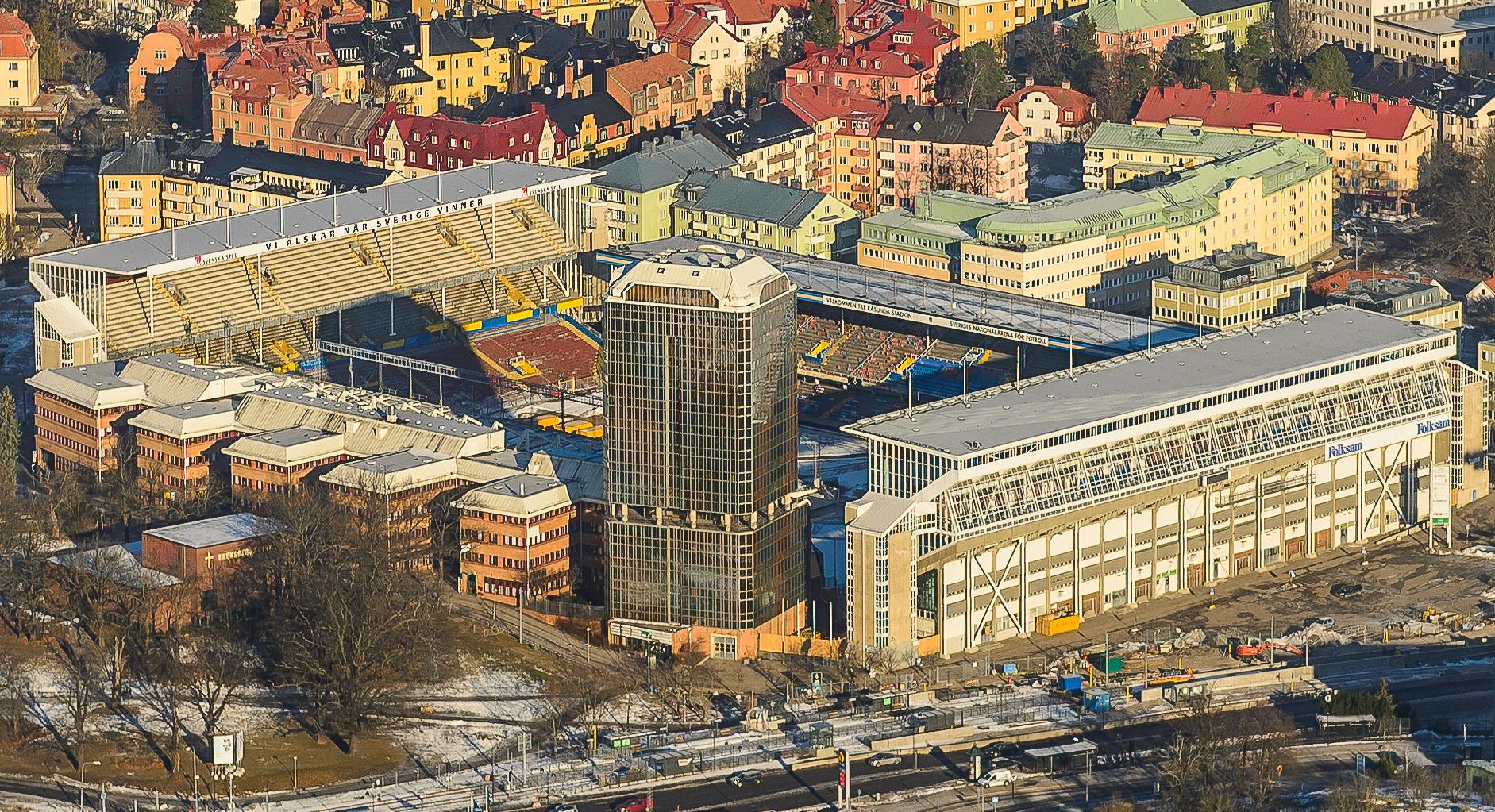 Пеле, Росунда, футбол. Стадионы Евро, которых больше нет - изображение 7