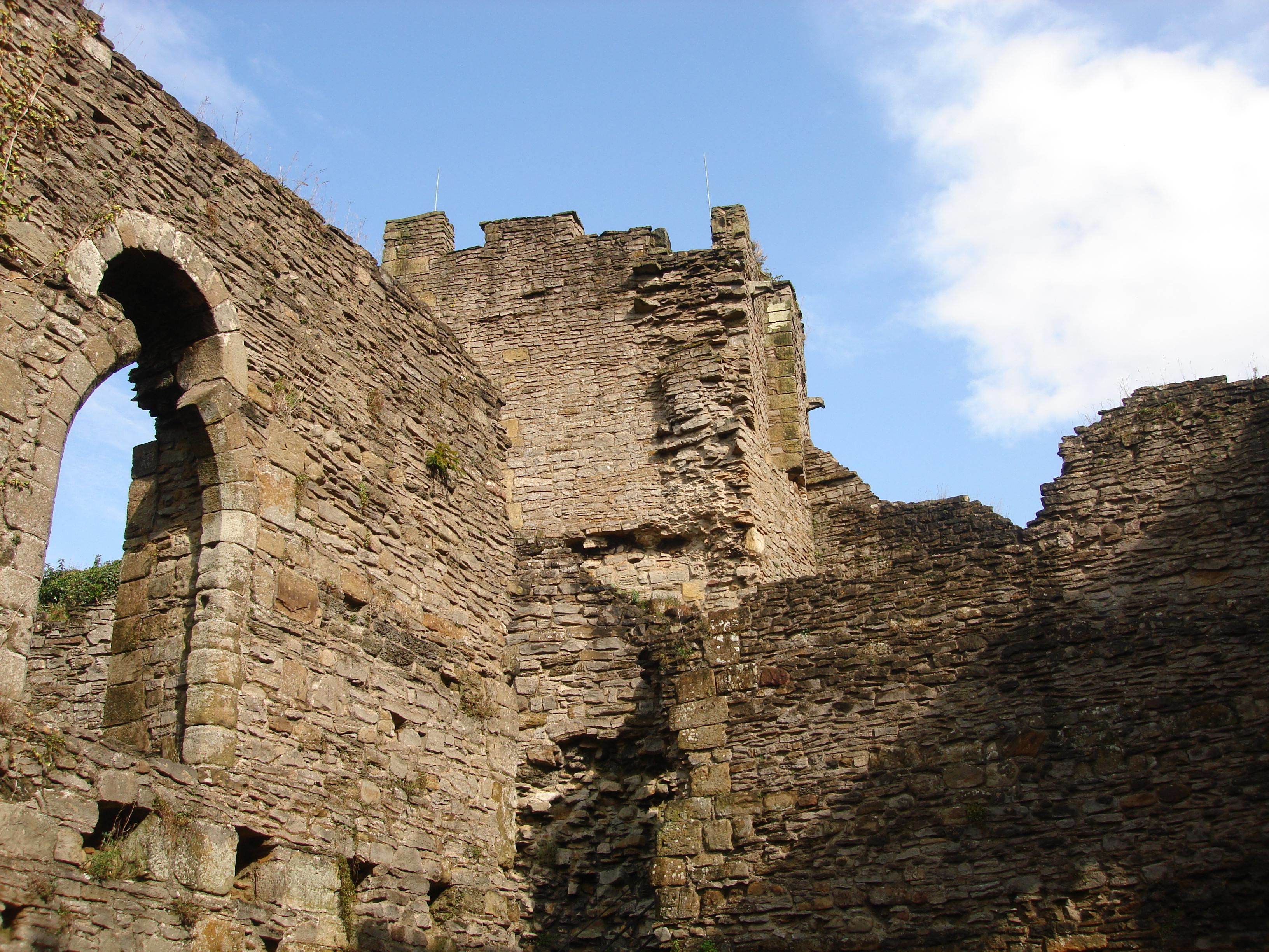 Best Castles In England: Richmond Castle