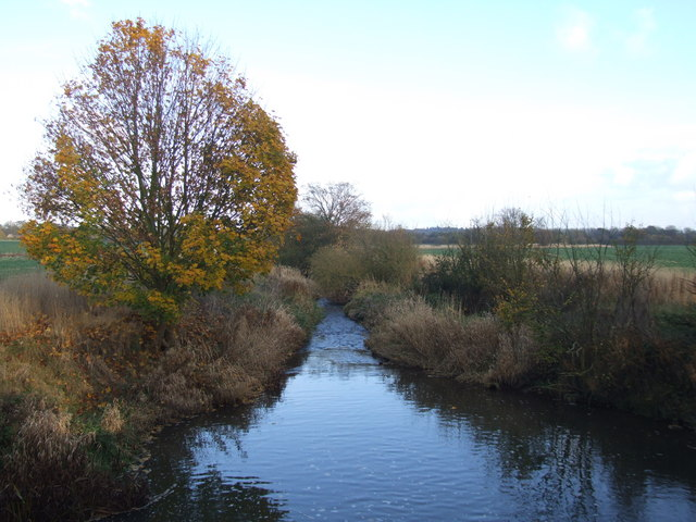 River Tove view - geograph.org.uk - 1573469