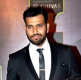 Rohit Sharma Indian international cricketer