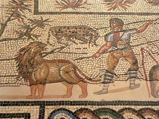 ancient roman beast hunting essay The citizens and rulers of ancient rome big-game hunting was not a part of roman with some of rome's most notorious mythological beast sheds some light.