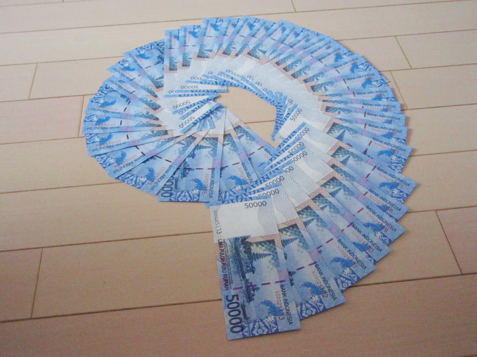 Indonesian rupia – Wikipedia