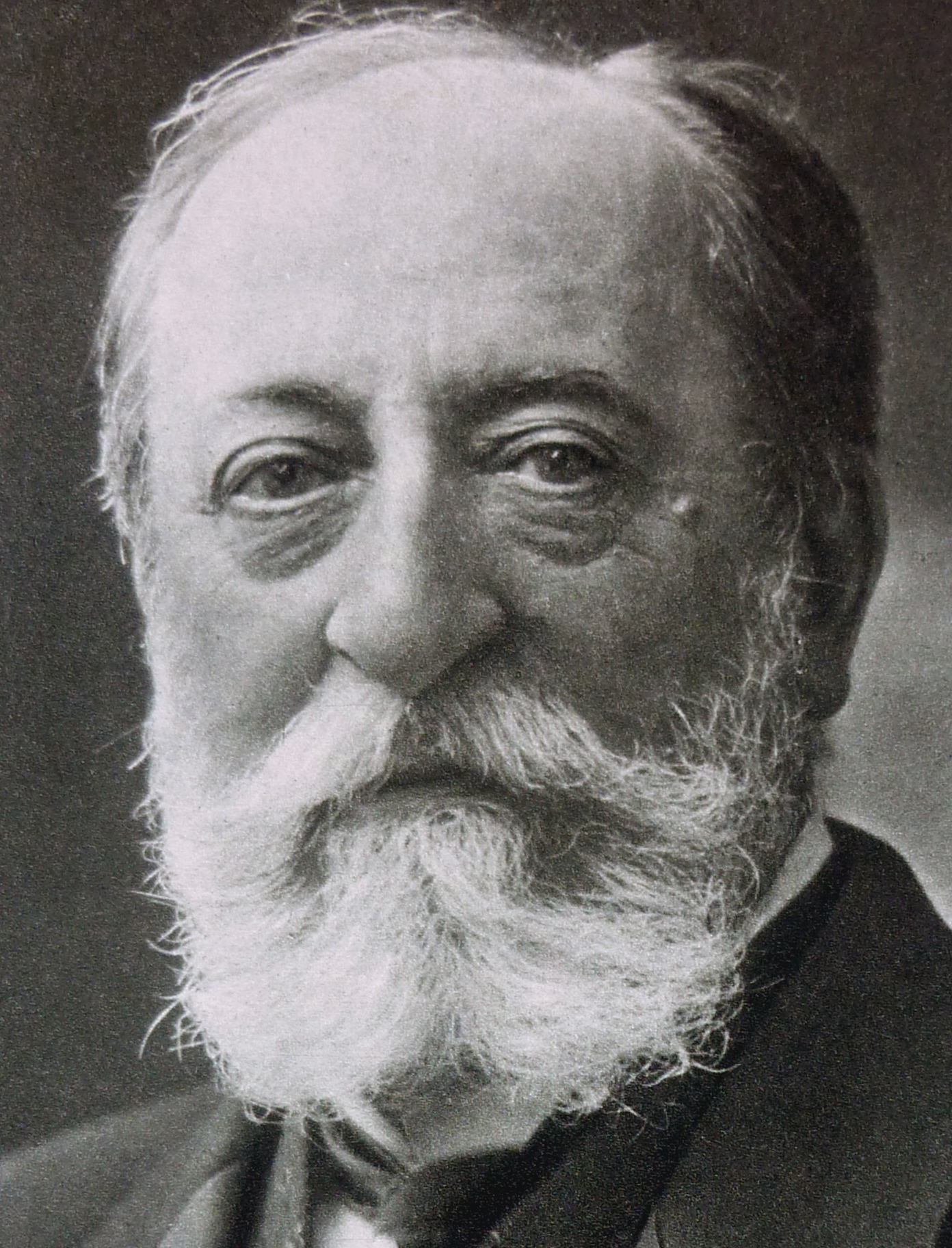 Camille Saint-Saëns.