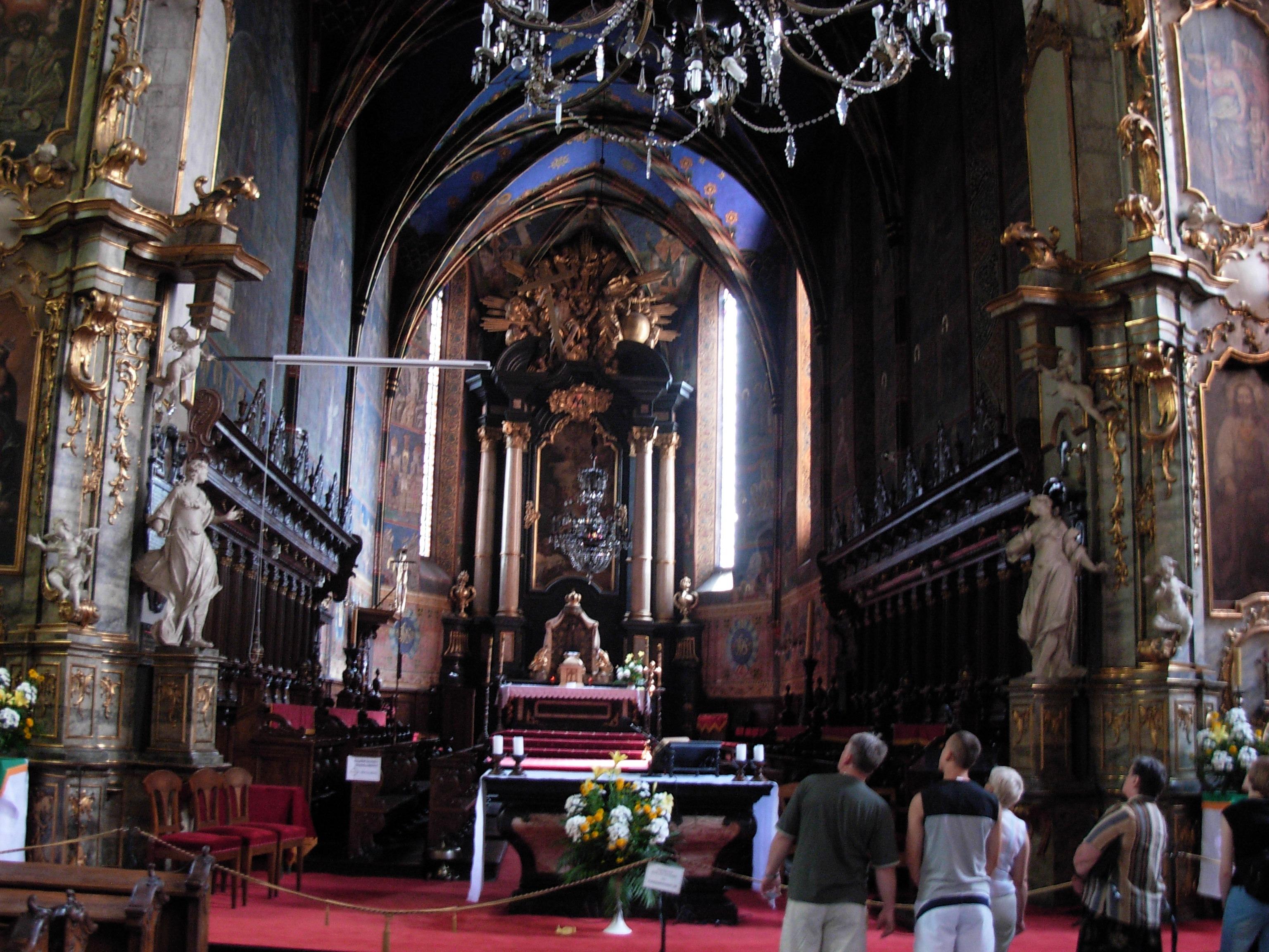 ASESINATO DE LAS NIÑAS DE ALCASSER - Página 3 Sandomierz_Cathedral_-_04