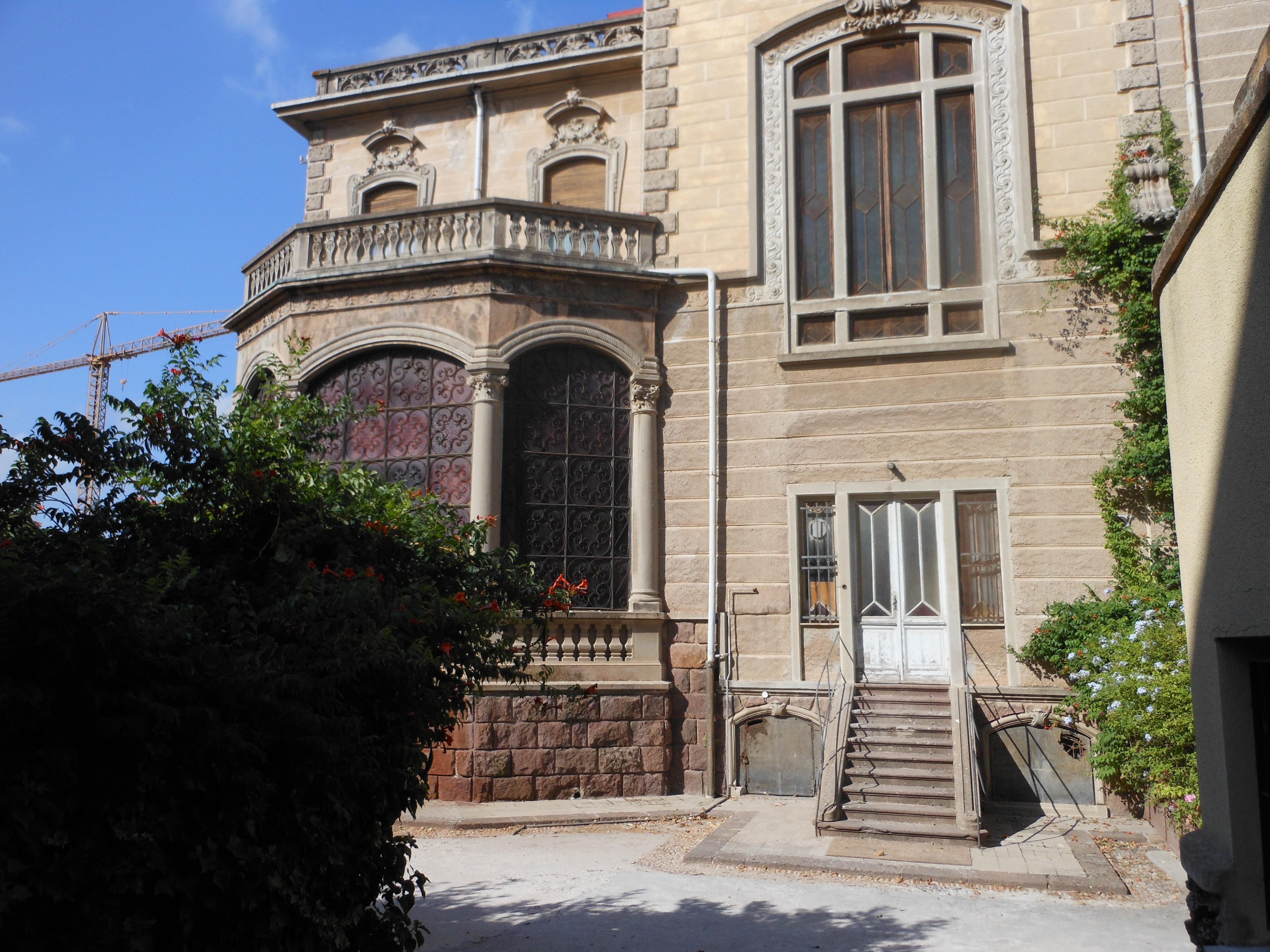 Villa La Mimosa Reggio Calabria Casa Di Riposo