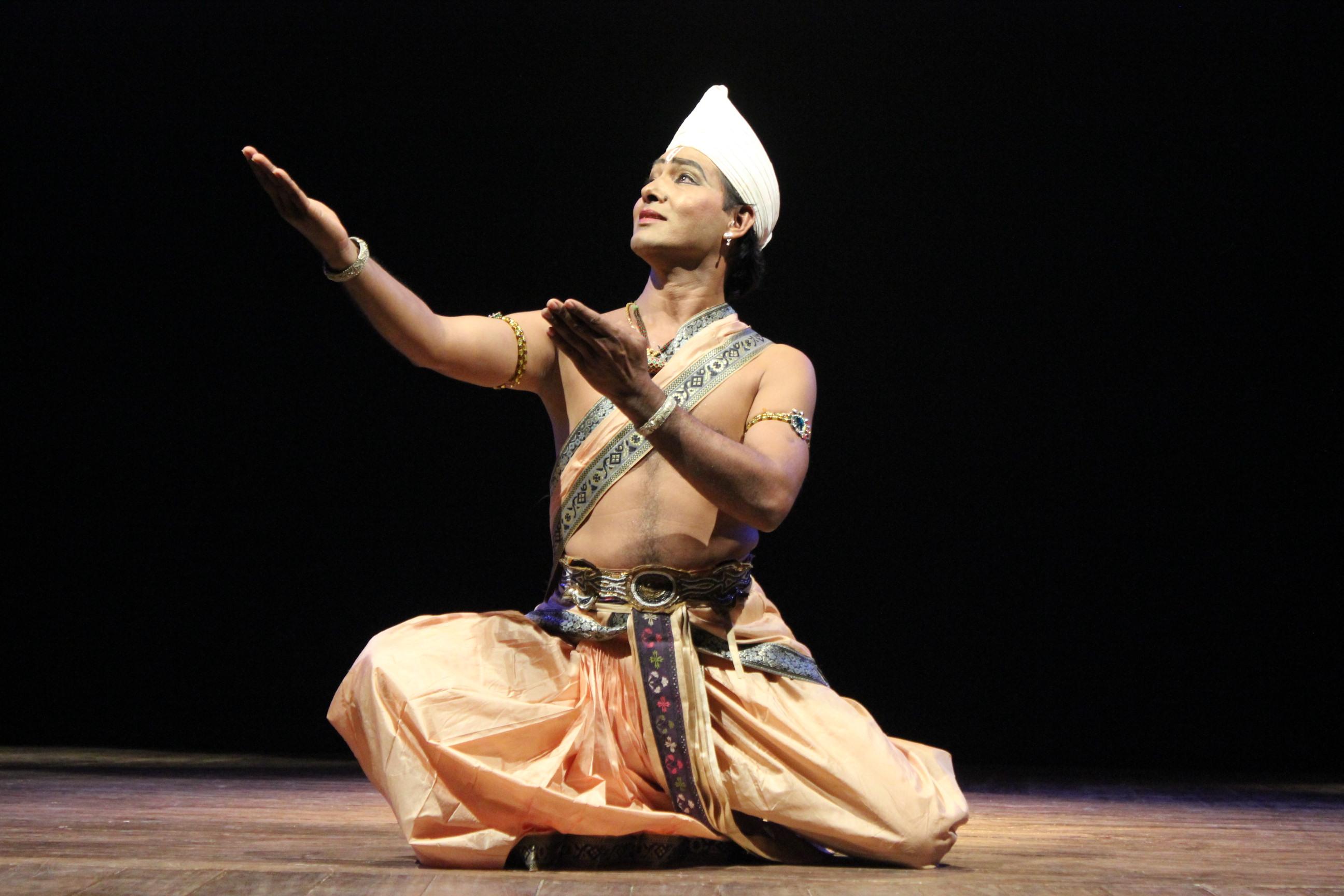 sattriya dance