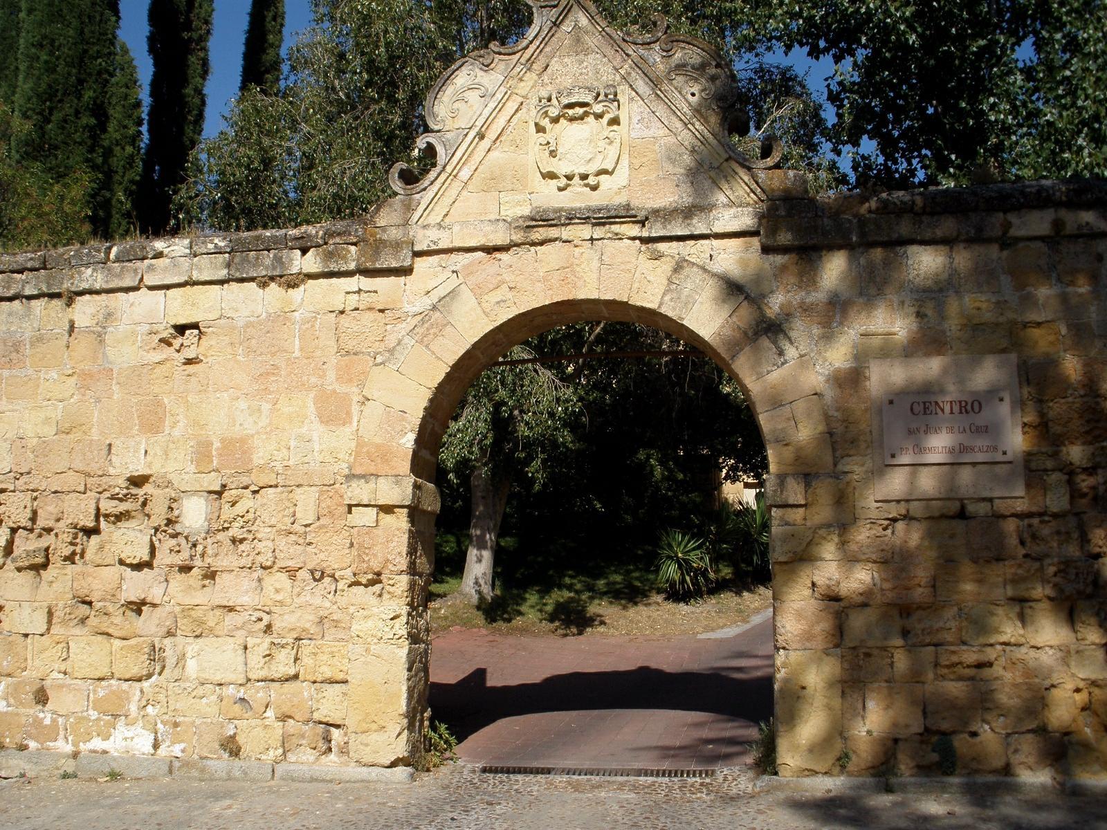 File:Segovia - Convento de los Carmelitas Descalzos 03.jpg