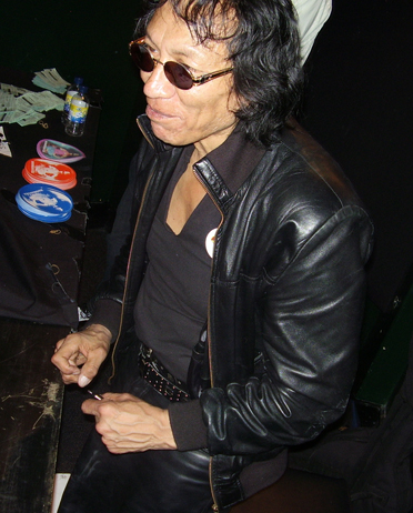 Picture of a band or musician: Sixto Rodriguez